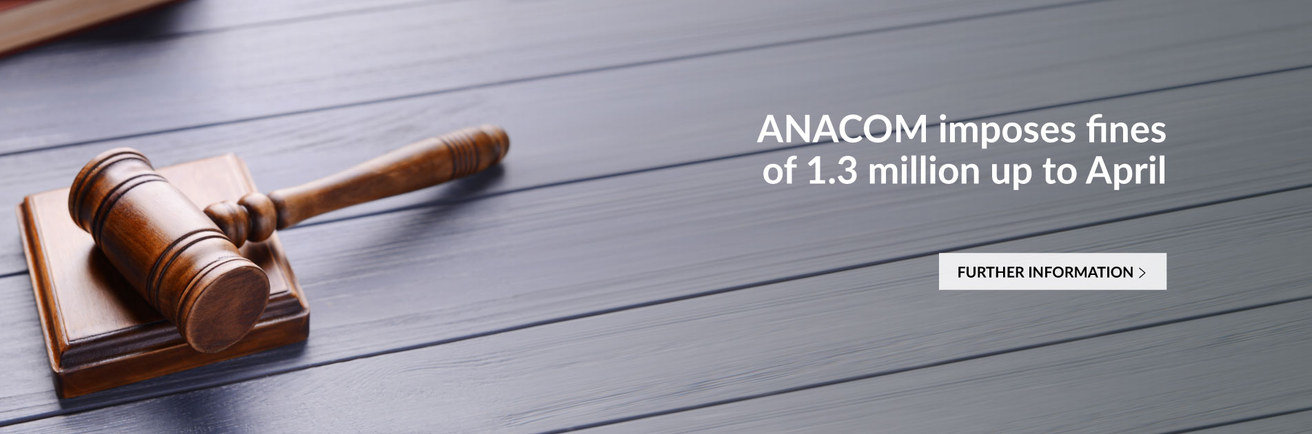 Between January and April 2020, ANACOM decided on 82 administrative offence proceedings, of which 57 ended with the imposition of fines.