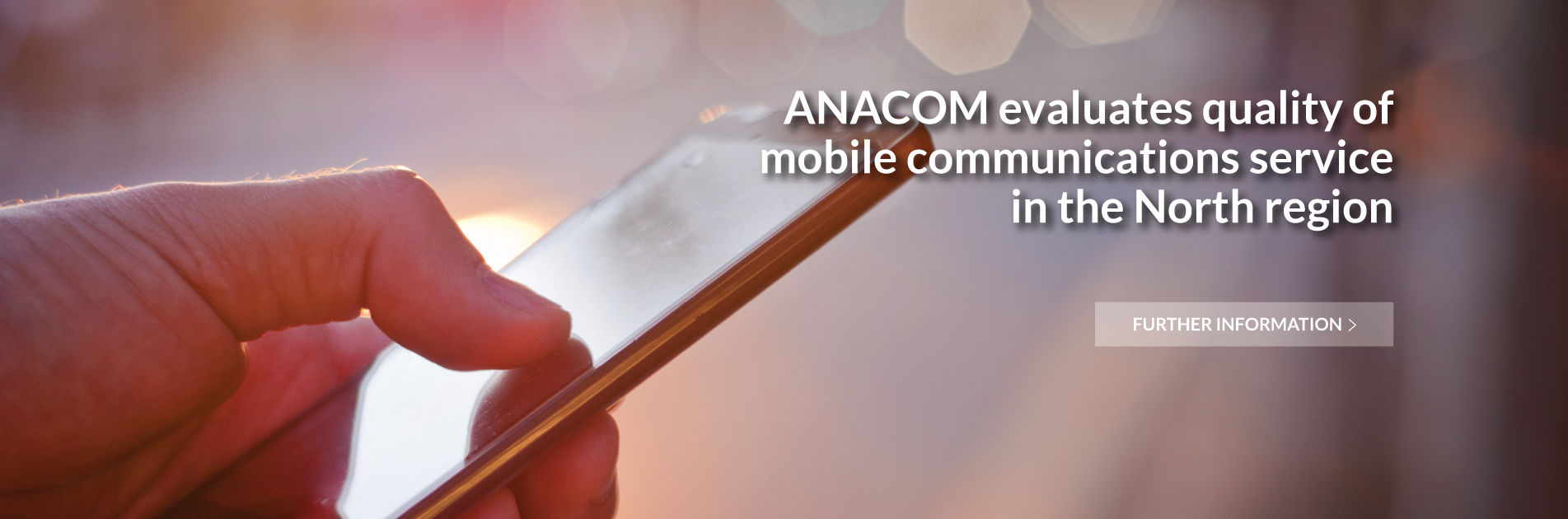 ANACOM evaluates quality of mobile communications service